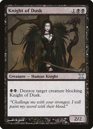 Knight of Dusk