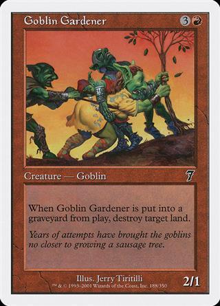 Goblin Gardener