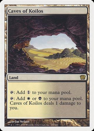 FR//vf caves of koilos-caves of koïlos mtg apc * mrm