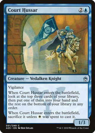 Court Hussar
