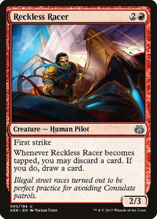 Reckless Racer