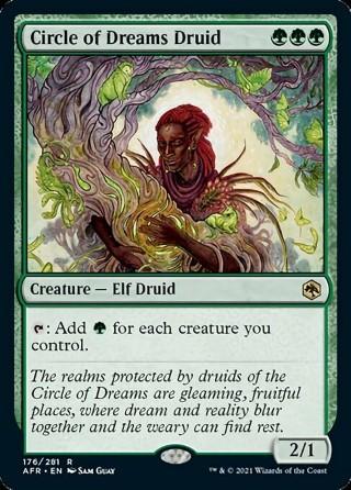 Circle of Dreams Druid