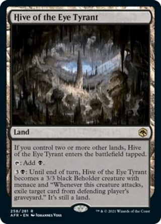 Hive of the Eye Tyrant