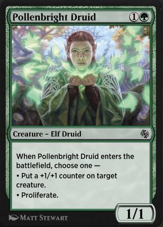 Pollenbright Druid