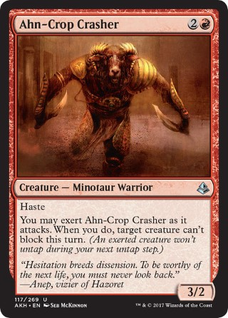 Ahn-Crop Crasher