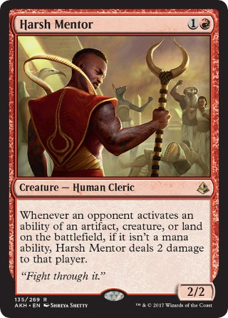Harsh Mentor