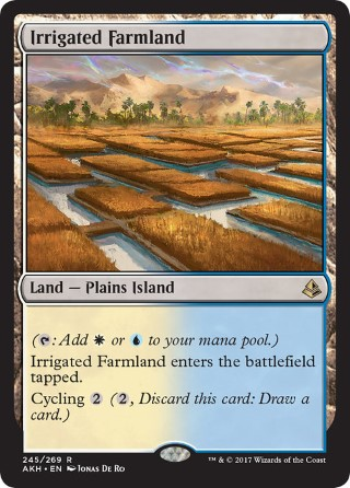Irrigated Farmland