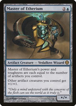 Master of Etherium
