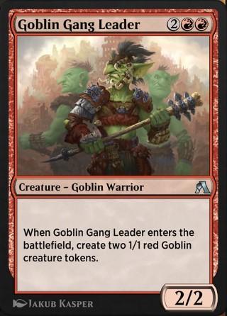 Goblin Gang Leader