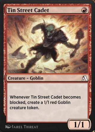 Tin Street Cadet