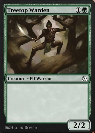 Treetop Warden