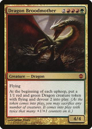 Dragon Broodmother