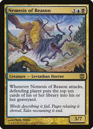 Nemesis of Reason