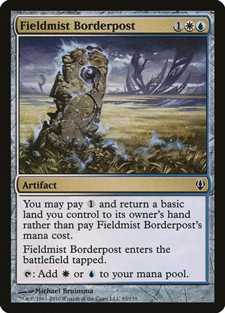 Fieldmist Borderpost
