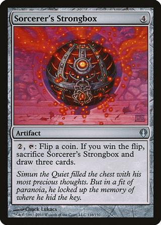 Sorcerer's Strongbox