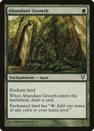 Abundant Growth