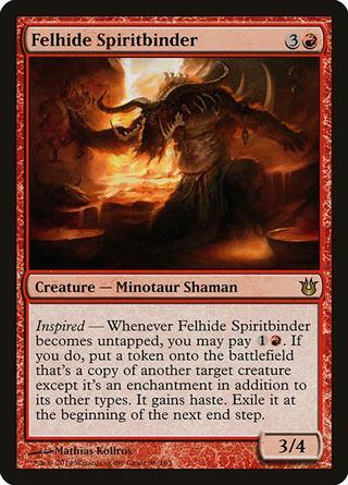 Felhide Spiritbinder
