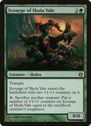 Scourge of Skola Vale