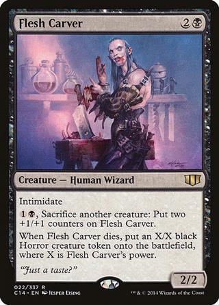 Flesh Carver