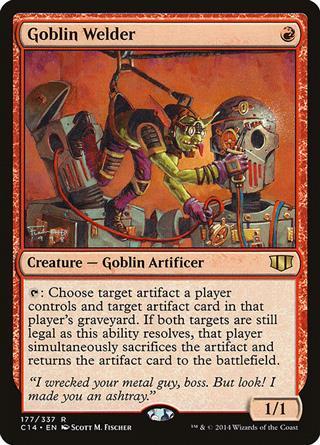 Goblin Welder