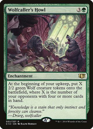 Wolfcaller's Howl