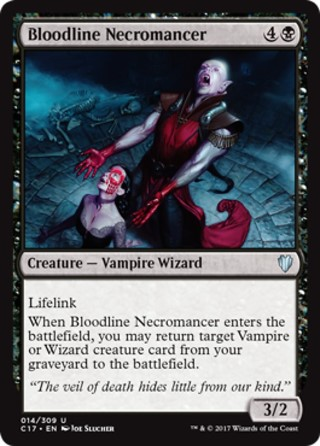 Bloodline Necromancer