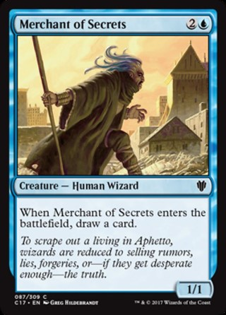 Merchant of Secrets