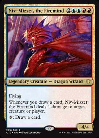 Niv-Mizzet, the Firemind
