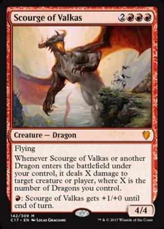 Scourge of Valkas