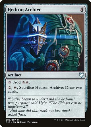 Hedron Archive