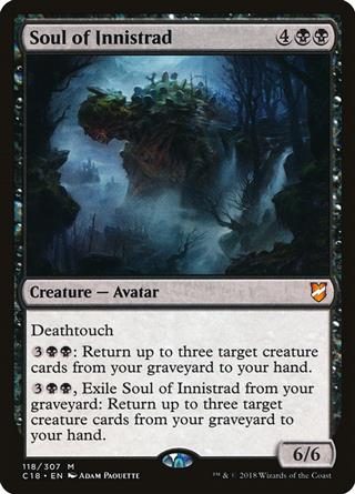 Soul of Innistrad
