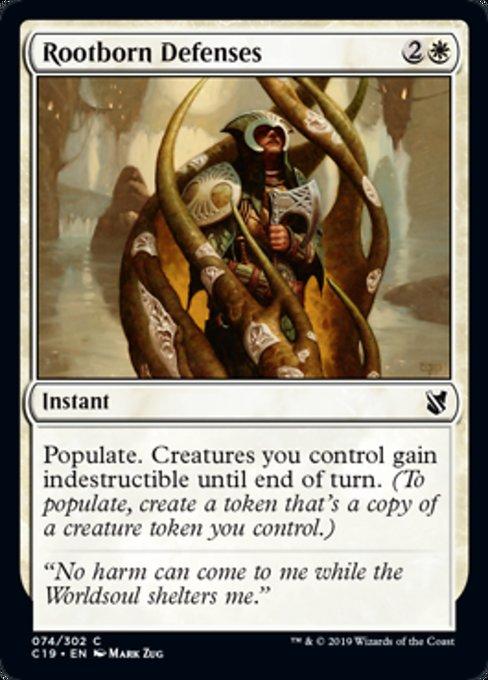 Rootborn Defenses