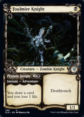 Foulmire Knight