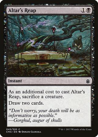 Altar's Reap
