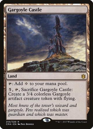 Gargoyle Castle