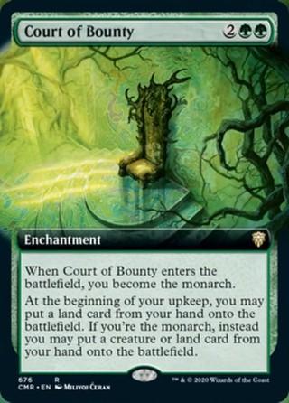 Court of Bounty