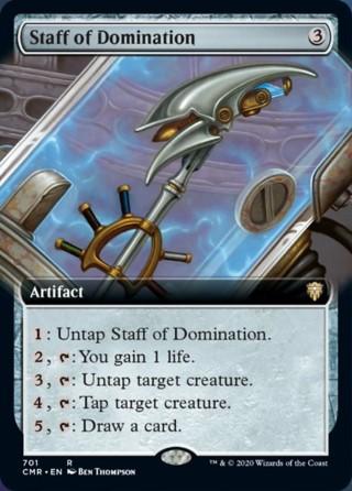 Staff of Domination