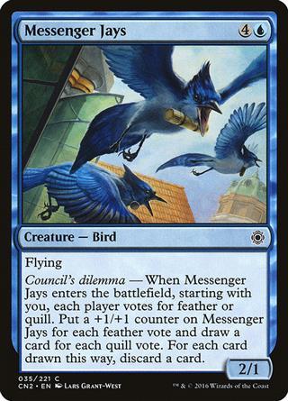 Messenger Jays