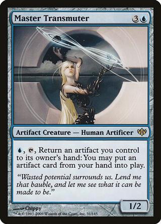 Master Transmuter