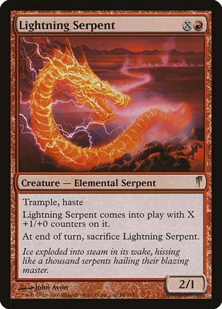 Lightning Serpent