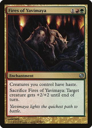 Fires of Yavimaya