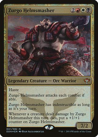 Commander Zurgo Helmsmasher Edh Voltron See more of voltron on facebook. commander zurgo helmsmasher edh voltron