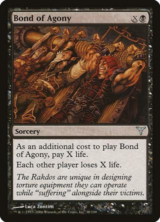 Bond of Agony