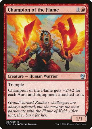 Champion of the Flame