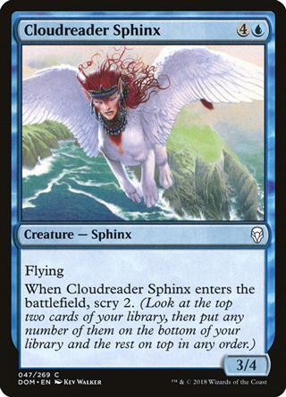 Cloudreader Sphinx