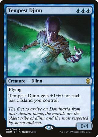 Tempest Djinn