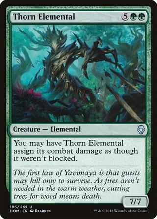 Thorn Elemental