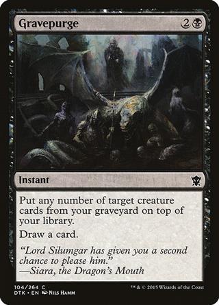 Gravepurge