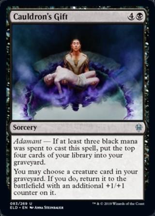 Cauldron's Gift