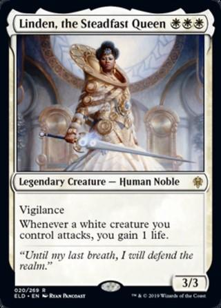 Linden, the Steadfast Queen